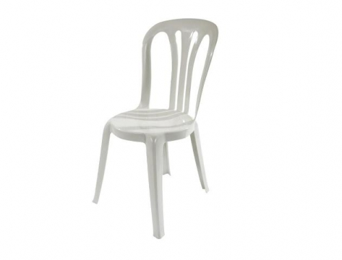 Chair, Patio White