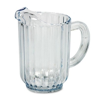 Pitcher, Acrylic Water Pitcher 64oz